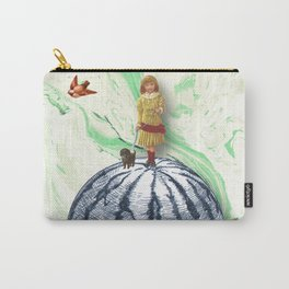 WATERMELON WALK Carry-All Pouch
