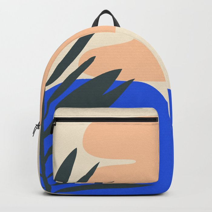 Shape study #14 - Stackable Collection Backpack