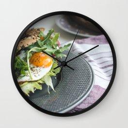 Baguette Wall Clock