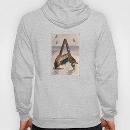 Animal's Alphabet - A for 'Anatra' Hoody