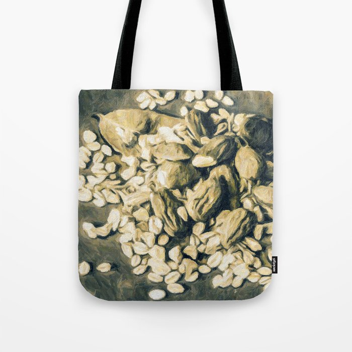 Contrast the thoughts Tote Bag