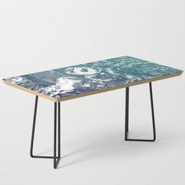 Inky Shadows - Blue edition Coffee Table