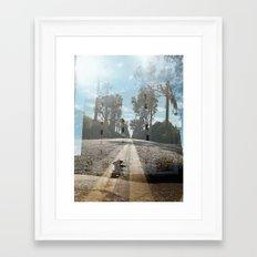 Chandler Road Framed Art Print