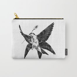 House Martin Carry-All Pouch
