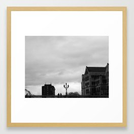 York (304) Framed Art Print