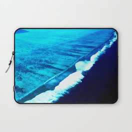 To the Edge of the Tropical Reef Laptop Sleeve