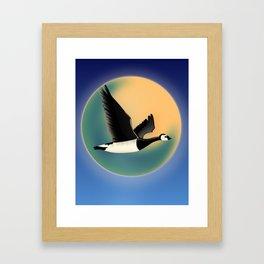Flypast Framed Art Print