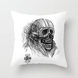 Unhead Throw Pillow