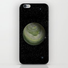 Chloron Nec Tar 1 iPhone Skin