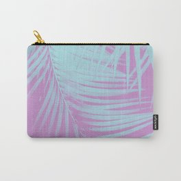 Palm Leaves Summer Vibes #5 #tropical #decor #art #society6 Carry-All Pouch