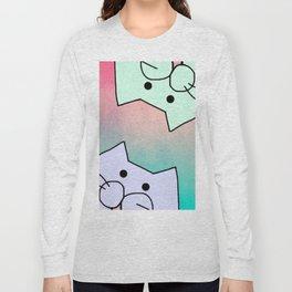 cats 222 Long Sleeve T-shirt