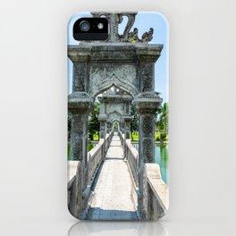 Taman Soekasada Ujung 3 iPhone Case