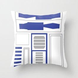 Artoo-Detoo Throw Pillow