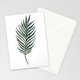 Palm Branch Art Stationery Cards