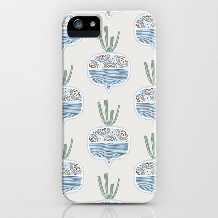 Turnip iPhone Case