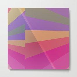 Angles Metal Print