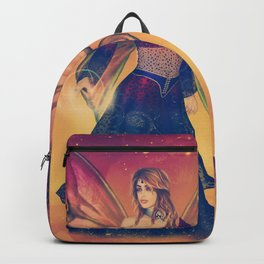 The Queen of Faerie Backpack