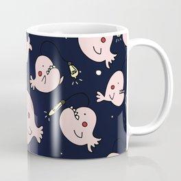Anglerfish Coffee Mug