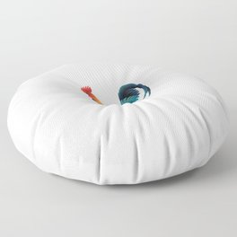 Rooster Floor Pillow