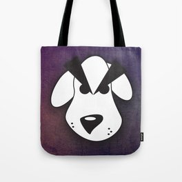 Peeved Pup Tote Bag