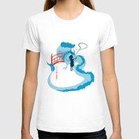 spirited away T-shirts featuring Spirited by IlonaHibernis