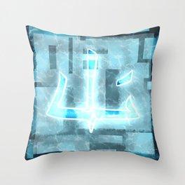 Ninjago Zane 2015 Throw Pillow