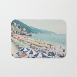 Monterosso al Mare, Cinque Terre, Italy Bath Mat