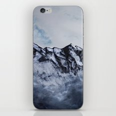 Mount Cook iPhone & iPod Skin