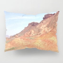 mineral mountain photography Pillow Sham