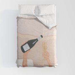Morning Wine Comforters