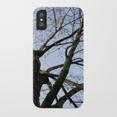 Youth Upon My Limbs I iPhone X Slim Case
