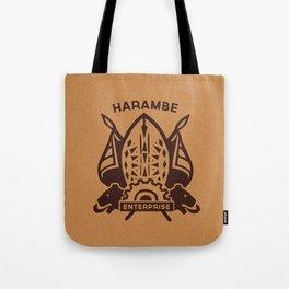 Harambe Crest Tote Bag