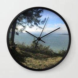 Hansville Panorama Wall Clock