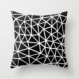 Seg Zoom 2 Throw Pillow