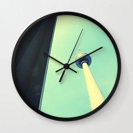 Berliner Tower Wall Clock