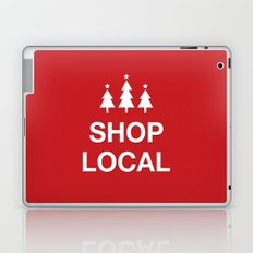 KEEP CALM SHOP LOCAL Laptop & iPad Skin