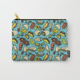 My Favorite Foods Carry-All Pouch