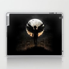 Lost in the world of humanity Laptop & iPad Skin