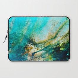 STORMY TEAL AP II Laptop Sleeve