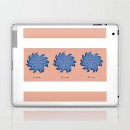 Flower Flower Flower Laptop & iPad Skin