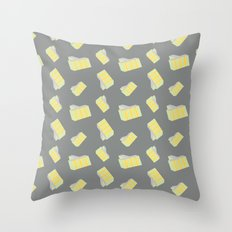 Hong Kong Estate Throw Pillow