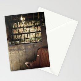 FADED MEDICINE SHOP Stationery Cards