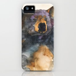 BEAR #1 iPhone Case