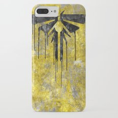 The Last Of Us Fireflies (Black) Slim Case iPhone 7 Plus