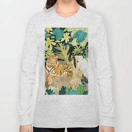 Tiger Sighting Long Sleeve T-shirt