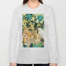 Tiger Sighting Long Sleeve T-shirt