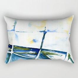 Abstract interior detail Rectangular Pillow