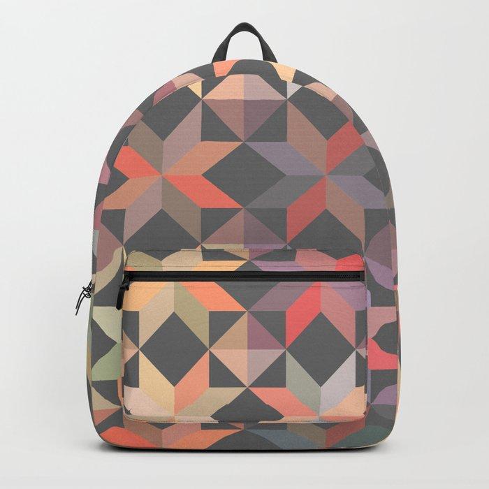 pattern - june/16 Backpack