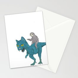 To Victory Stationery Cards