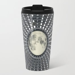 Phases // Moon Calendar 2017 Travel Mug